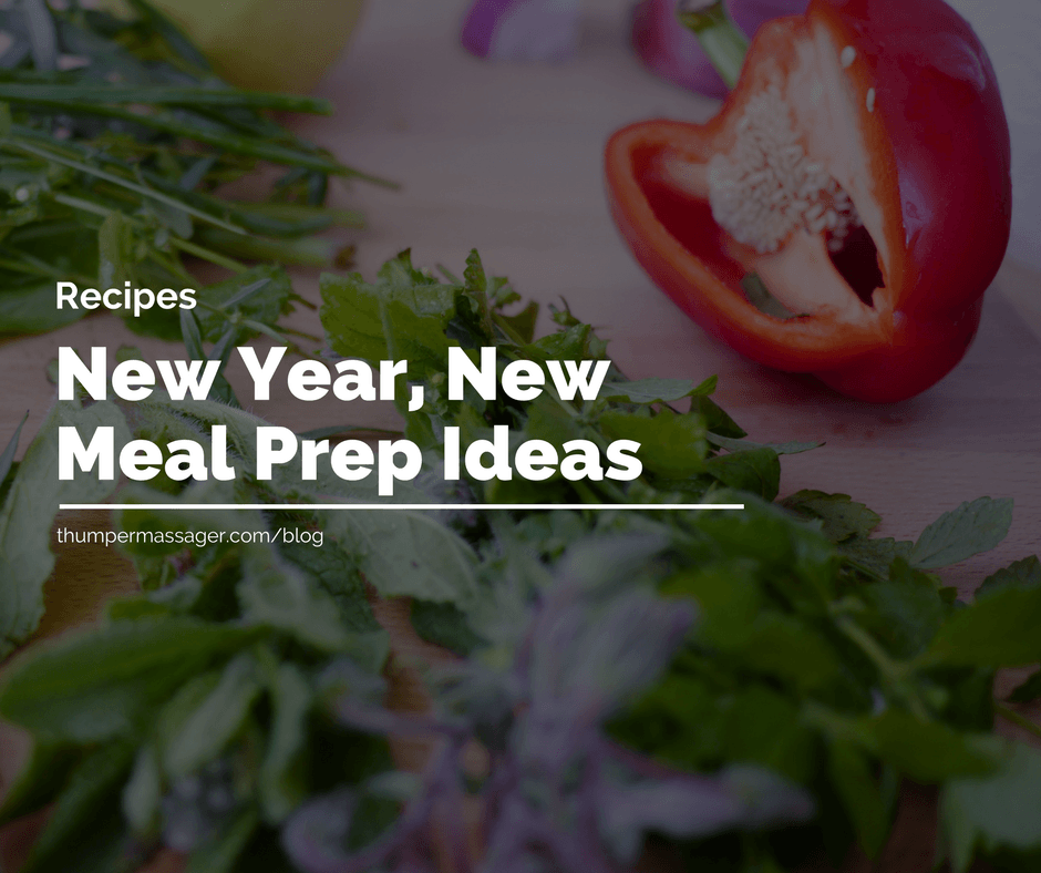 New Year, New Meal Prep Ideas