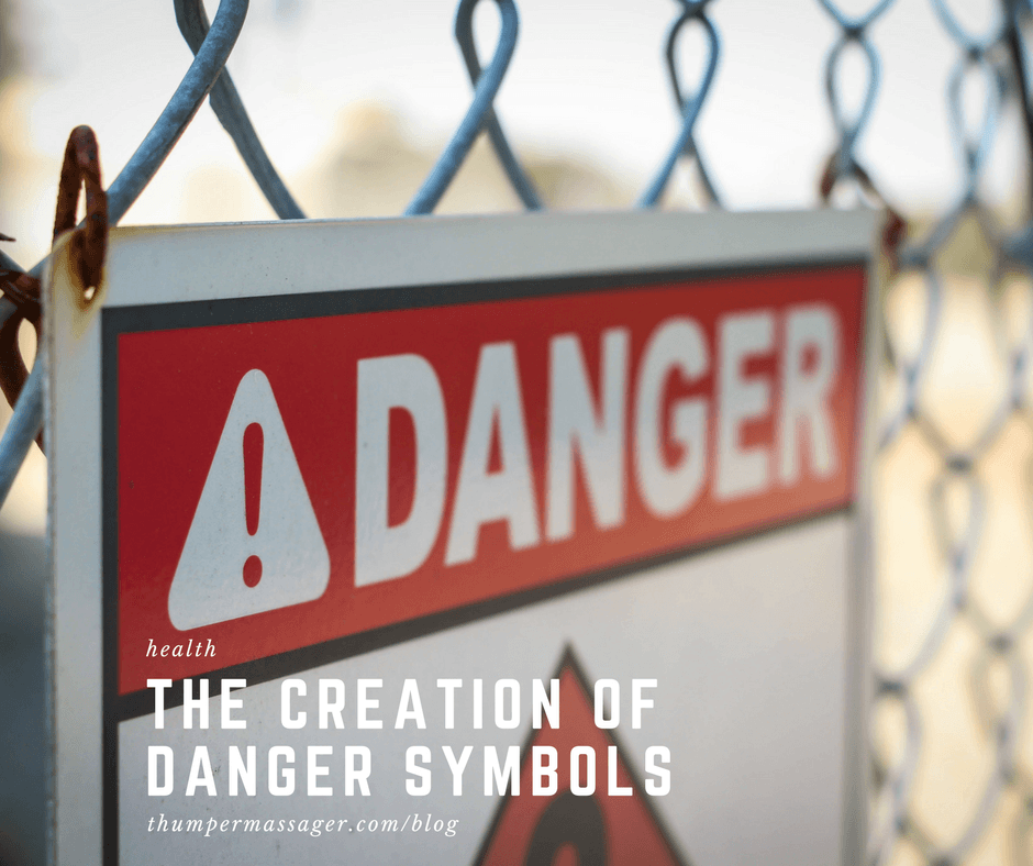 The Creation of Danger Symbols
